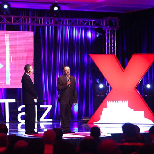 Tedx Taiz